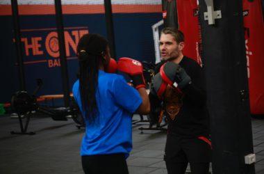 Mickaël, coach sportif boxe et running
