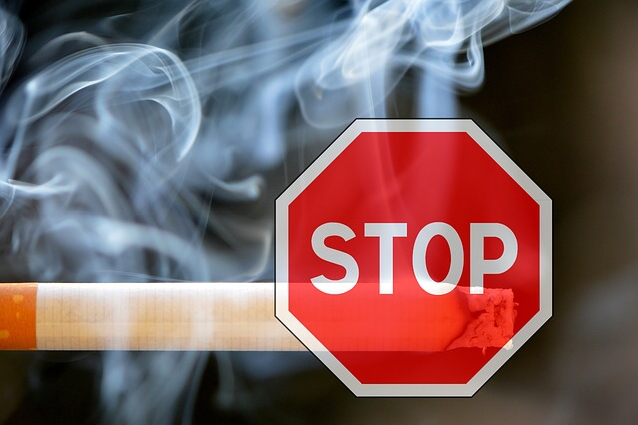 arreter de fumer avec le sport