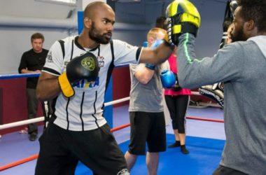 Shidhan, coach sportif à Paris et professeur de boxe