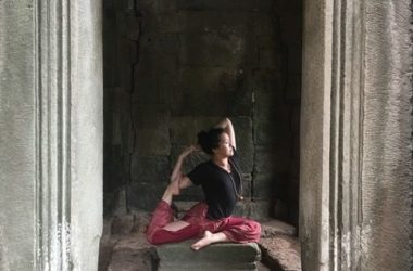 Sothyia, professeure de Yoga à Paris