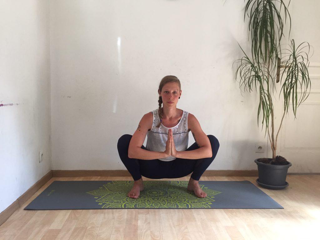 Hatha yoga La Guirlande