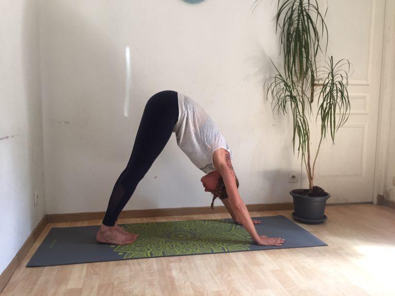 Cours de yoga à Saint Mandé