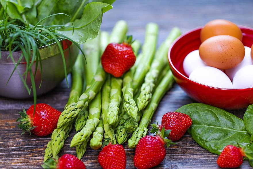 préparer son Summer body avec une nourriture saine