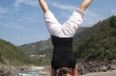 Lisa, professeure de yoga à Montpellier