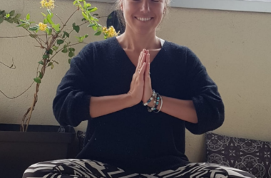 Léa, professeure de Yoga à Nantes