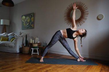 Margaux, professeure de yoga à Bordeaux