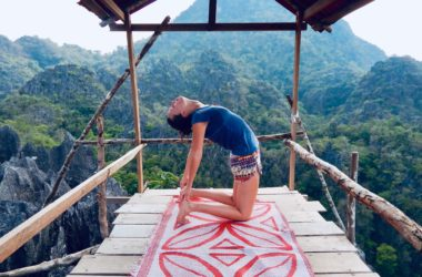 Bella, professeure de yoga à Lille