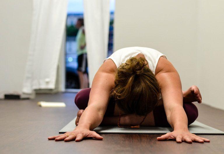 cours de yoga à Paris 2