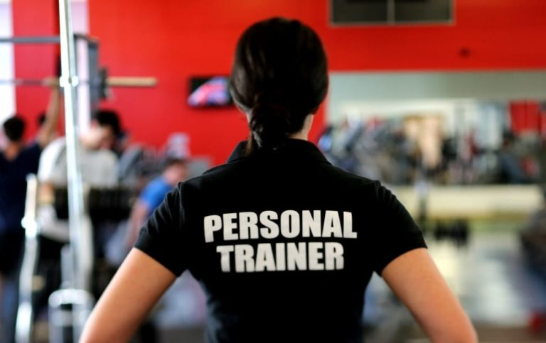 personal trainer à Paris