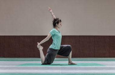 Blandine, professeure de yoga à Lyon