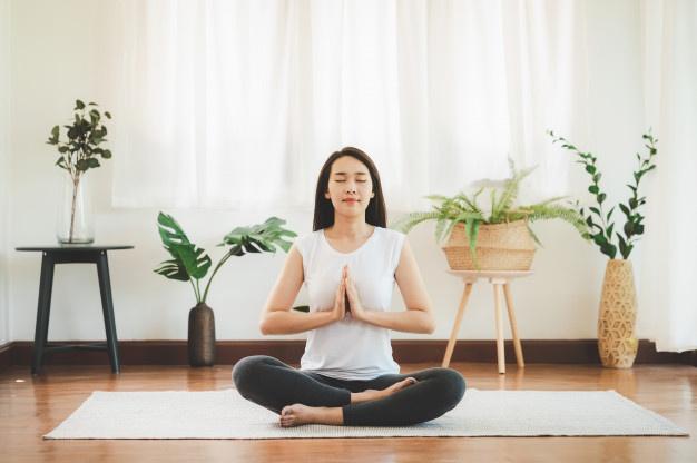 cours de yoga à Cap-Martin