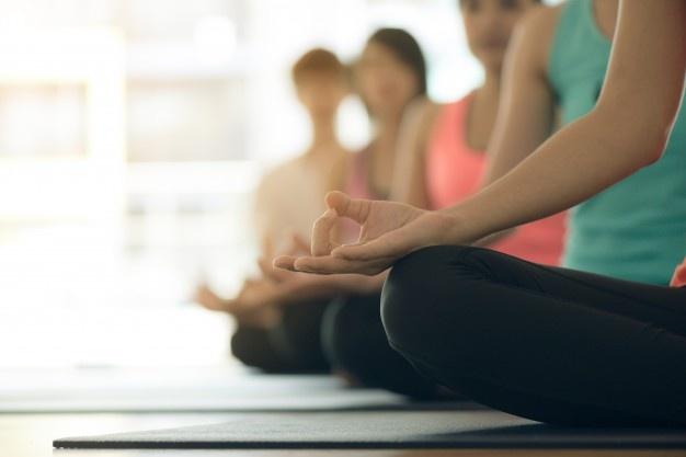 cours de yoga à Carnon