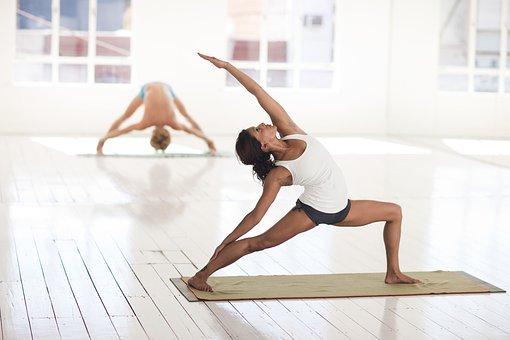 cours de yoga à Oullins