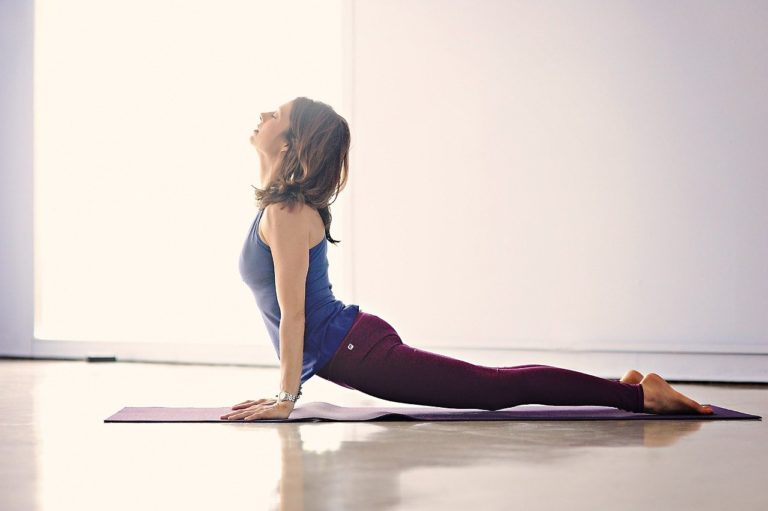 cours de yoga à Port Marly