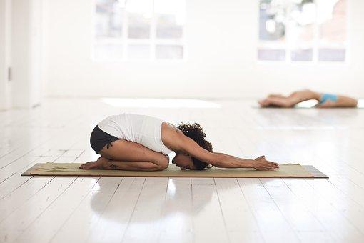 cours de yoga à Saint Jean de Luz