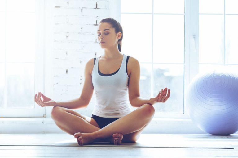 cours de yoga à Teyran