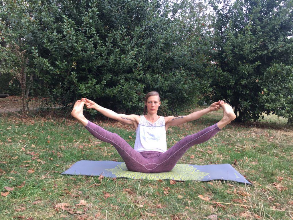 yoga pour renforcer les abdominaux