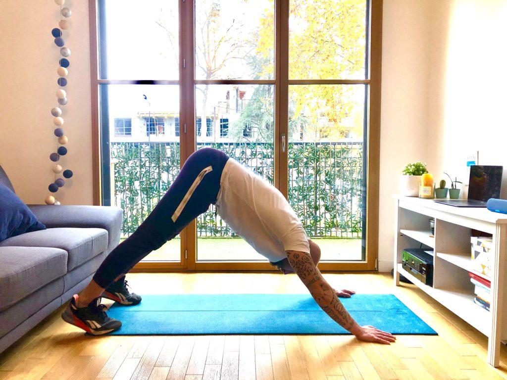 programme de transformation physique séance 4