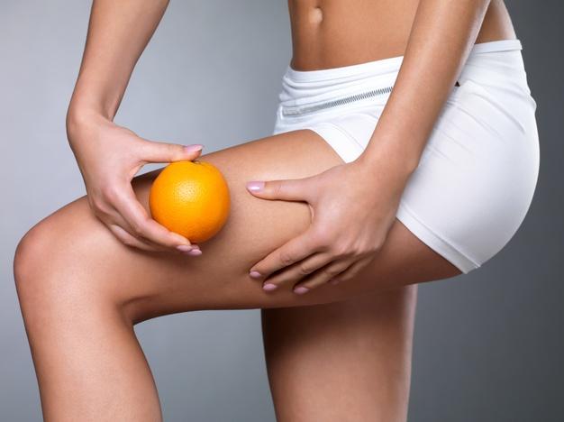 éliminer la peau d'orange