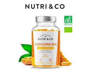 nutraceutique : curcuma bio