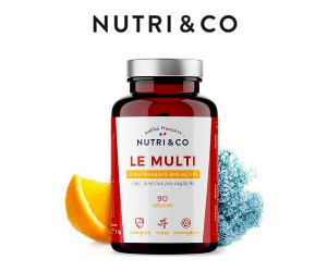 nutraceutique : le multi