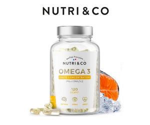 - nutraceutique omega 3