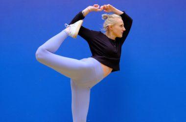 Ludivine, professeure de yoga à Paris