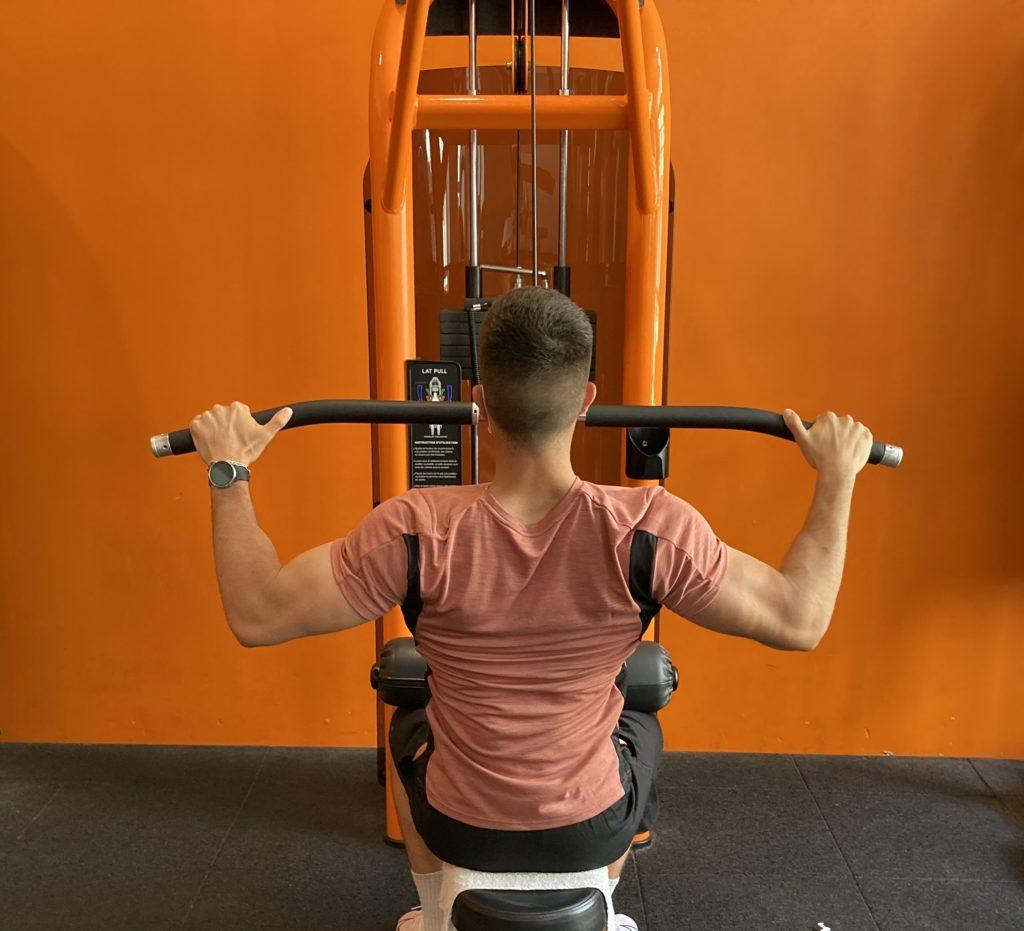 4 exercices pour avoir le dos large