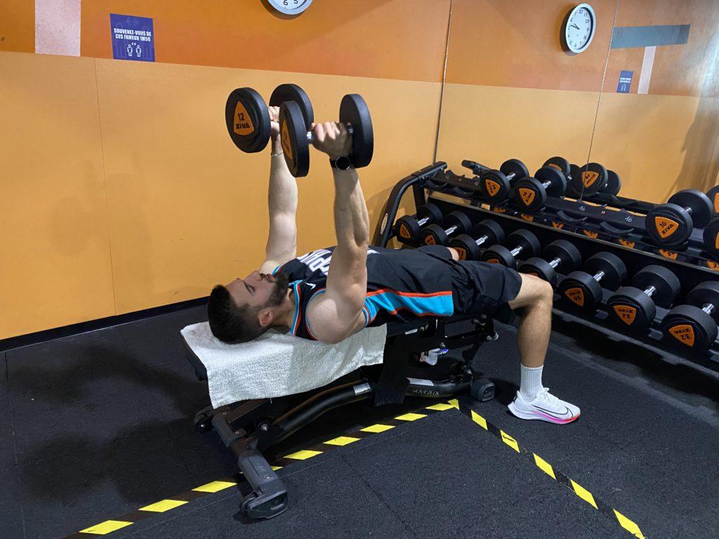 4 exercices pour avoir les triceps musclés