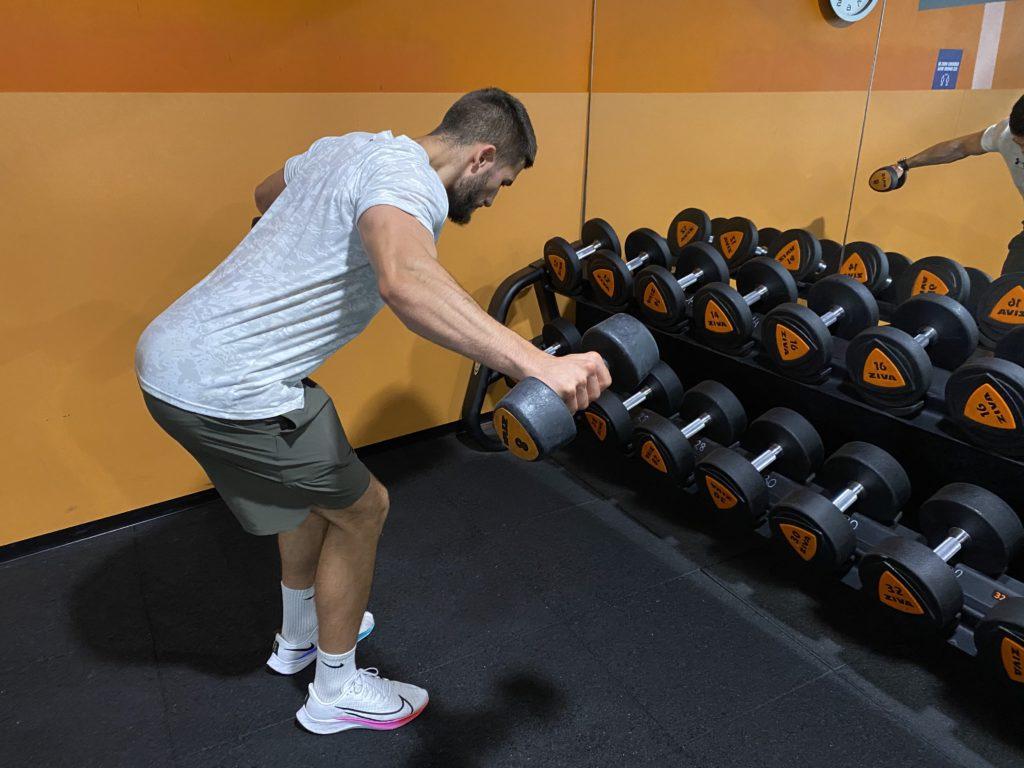 4 exercices pour se muscler les épaules