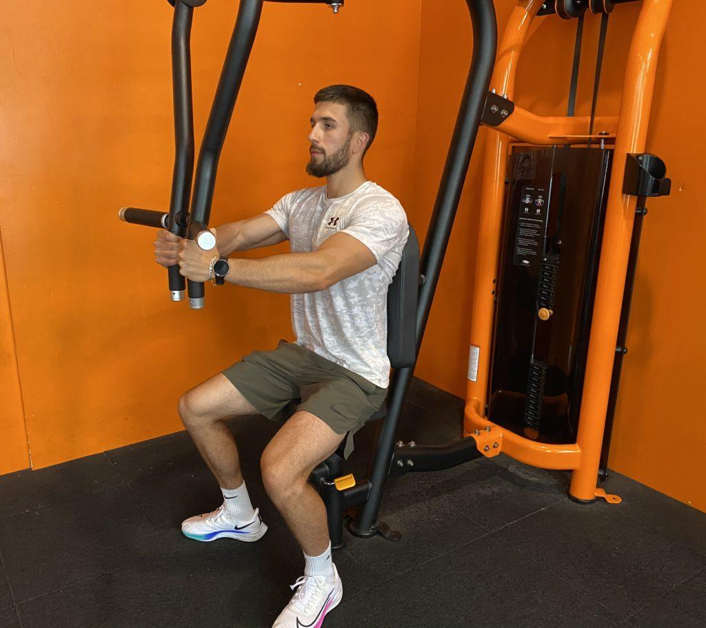 4 exercices pour se muscler les pectoraux